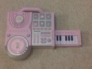 girls born to shop key board beat box