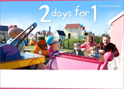 Book Your 2013 peppa pig theme park Today!