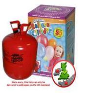 Helium Gas Cyllinder