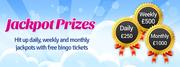 Play Bingo Online Games - Win Super Jackpot Prizes