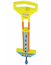 Despicable Me 2 Minions Spring powered Pogo Stick Outdoor Activity for
